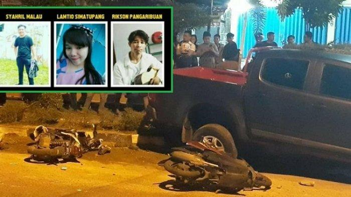 3 Mahasiswa Sumut Meninggal Ditabrak Perwira Polisi, Kisahnya Viral, Publik Minta Hukum Ditegakkan