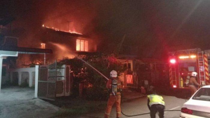 Gara-gara Charger Ponsel Abal-abal, 3 Rumah Ini Alami Kebakaran, Diduga Karena Korsleting Listrik