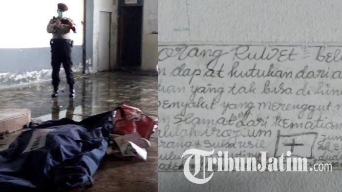 3 Surat Tulisan Tangan Ditemukan, Ada Tato Baru di Kaki Korban