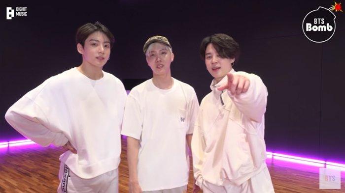 Jungkook, J-Hope, dan Jimin, Rencanakan Penampilan '3J' BTS Berikutnya, Bikin ARMY Tak Sabar