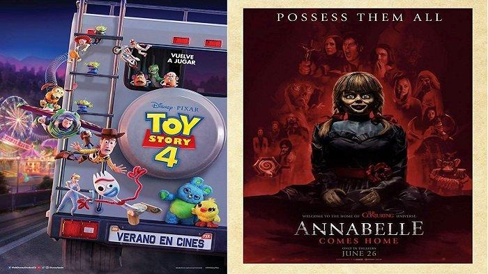 5 Film Luar Negeri Patut Ditunggu dan Disaksikan di Bulan Juni, dari Toy Story 4 hingga Annabelle 3