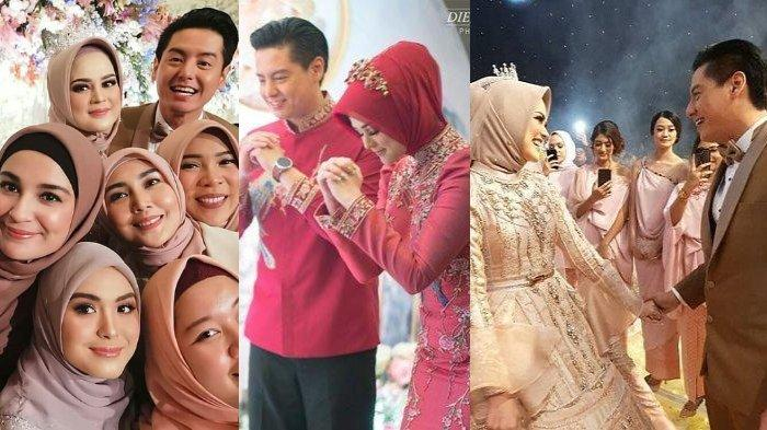 5 Hal Unik Resepsi Pernikahan Cut Meyriska & Roger Danuarta, Tradisi Aceh-Tiongkok, Tea Pai & Angpau