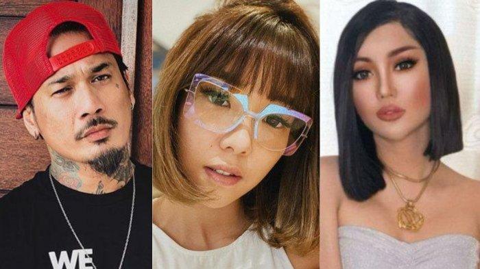 5 Kasus Artis Paling Menghebohkan Publik di Tahun 2020, Lucinta Luna, Jerinx hingga Gisel