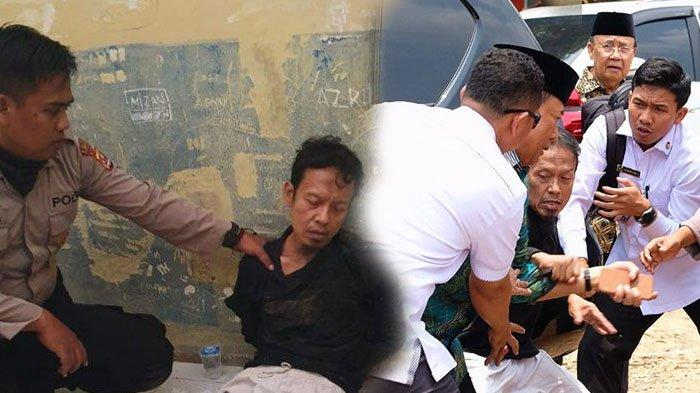 POPULER 6 Fakta Abu Rara, Pelaku Penusukan Wiranto, Pernah Jadi Korban Penggusuran Proyek Jalan Tol