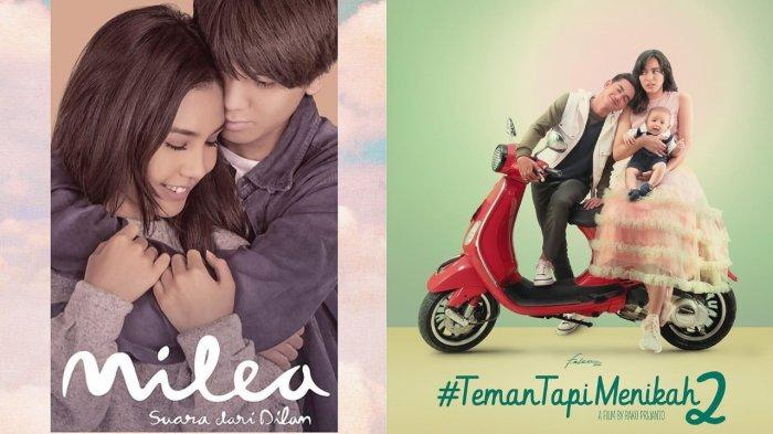 6 Film Indonesia Siap Tayang Februari 2020, Ada Milea: Suara dari Dilan & Teman Tapi Menikah 2