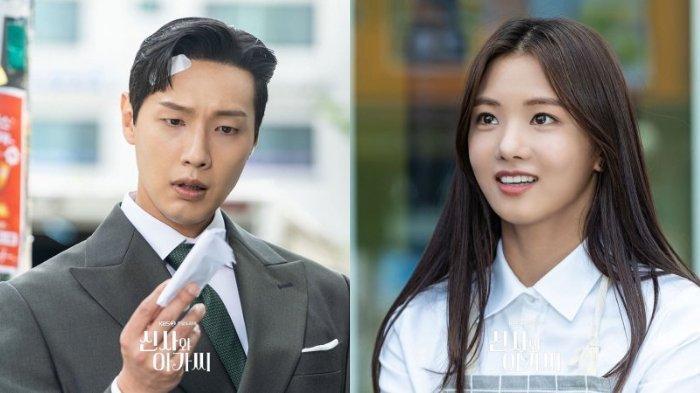 Pemain drama Korea A Gentleman and A Young Lady