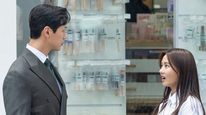 Cuplikan drama Korea A Gentleman and A Young Lady