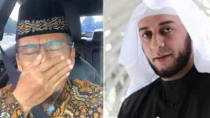 POPULER Tangsis Aa Gym Usai Saksikan Jenazah Syekh Ali Jaber: 'Semoga Ini Ciri-ciri Seorang Syuhada'