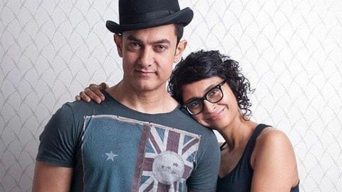 Aamir Khan dan Kiran Rao Sepakat Umumkan Perceraian, 15 Tahun Menikah Harus Kandas di Tengah Jalan