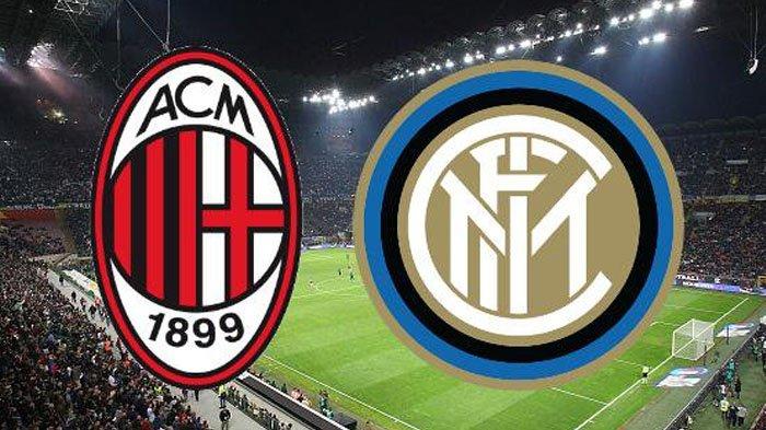 JADWAL Big Match Liga Italia, AC Milan vs Inter Milan, Kick Off Malam Ini Pukul 21.00 WIB