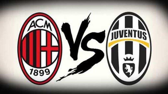 Live Streaming TVRI Juventus Vs AC Milan Supercoppa Italia Kamis 17 Januari 2019 Jam 00.00 WIB