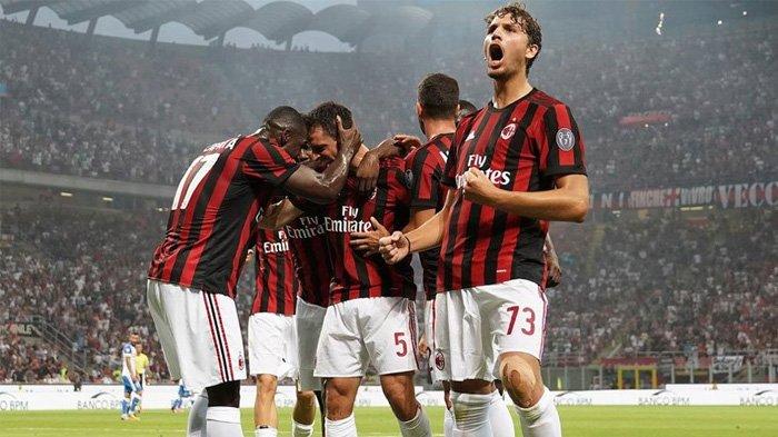 Prediksi Pertandingan Liga Italia, AC Milan vs Napoli, Pioli Siapkan Strategi Khusus, Live di RCTI