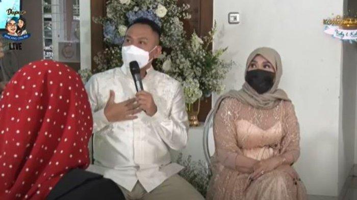 Acara lamaran Vicky Prasetyo dan Kalina Ocktaranny