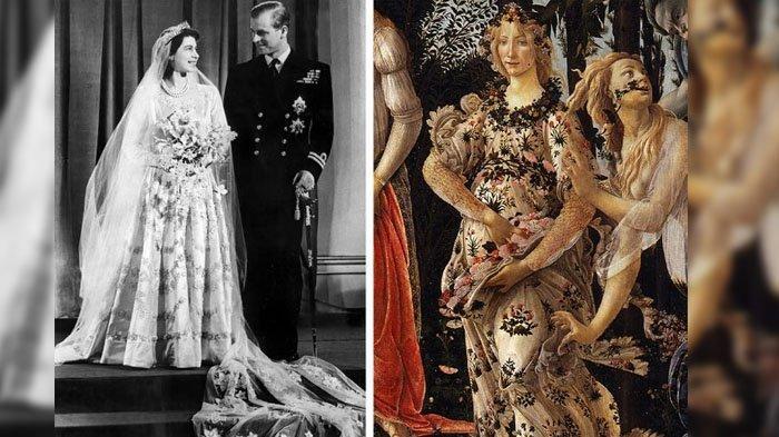 TAK MAIN-MAIN, 9 Makna Tersembunyi Pakaian Anggota Kerajaan Inggris, Termasuk Gaun Ratu Elizabeth