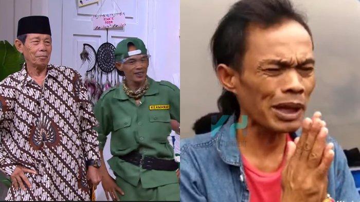 Ade Londok minta maaf ke Malih Tong Tong