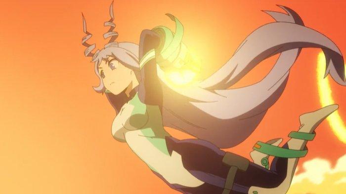 Adegan anime My Heri Academia season 5 episode 16.