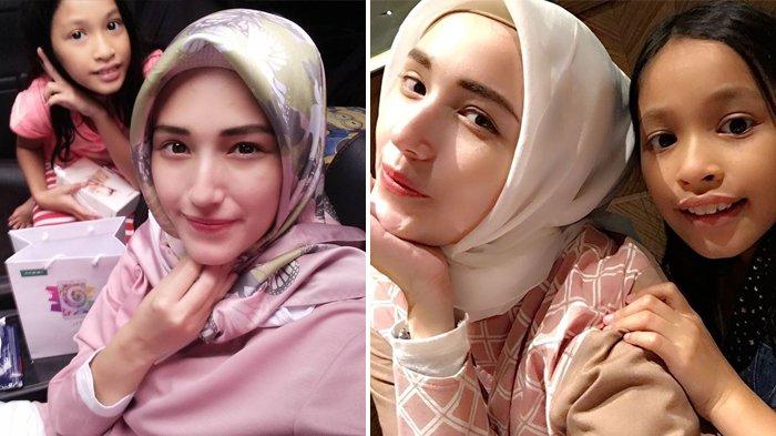Tak Pernah Terekspos, Ini 5 Potret Shakinah Azalea Napasha, Anak Pasha Ungu yang Beranjak Remaja