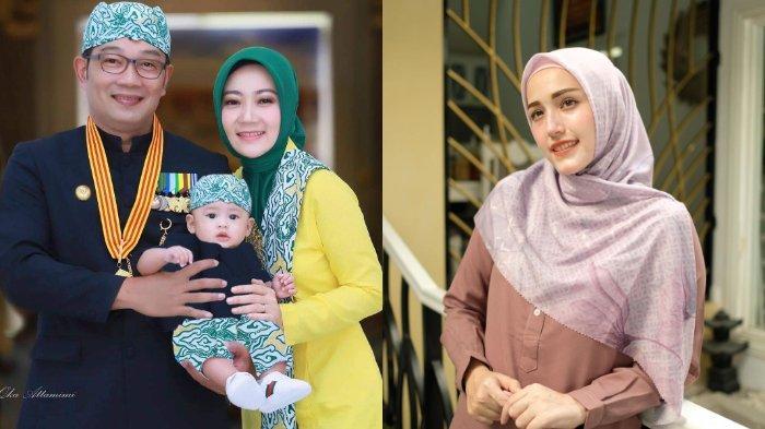 Pamer Foto Bareng Gubernur Jawa Barat & Istri, Adelia Pasha Doakan Ridwan Kamil 'The Next' Presiden