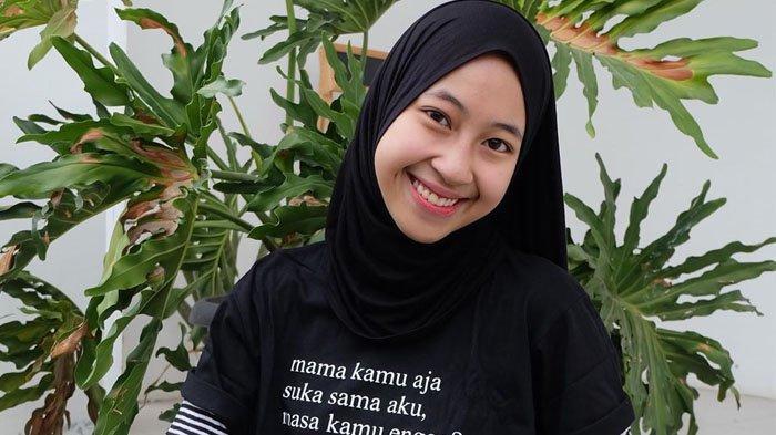 Adiba Khanza putri almarhum Uje