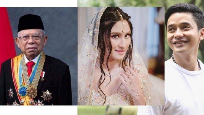 Adly Fairuz Cucu Wapres Maruf Amin Segera Menikah, Ini 5 Fakta Angbeen Rishi Sang Calon Menantu