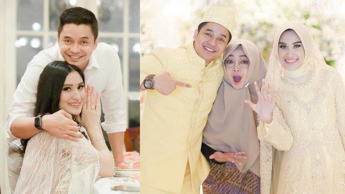 Kenang Jasa Besar Rina Gunawan saat Urus Pernikahannya, Adly Fairuz & Angbeen: Teteh Terima Kasih Ya