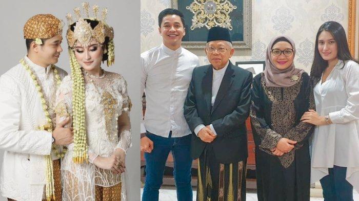 Wakil Presiden Ma'ruf Amin Punya Cucu Aktor Terkenal Mantan Pacar Shireen Sungkar, Ini Foto-fotonya