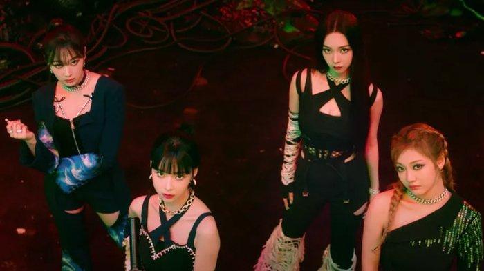 Girlband aespa Comeback dengan Mini Album 'Savage', Sapu Bersih Tangga Lagu Seluruh Dunia