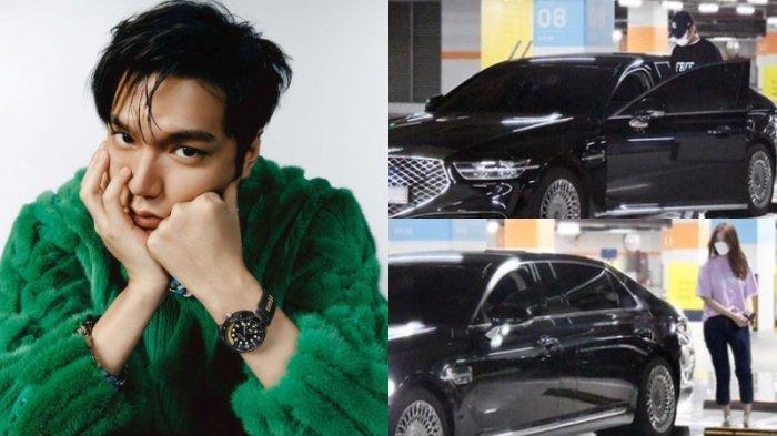 Heboh Rumor Lee Min Ho Pacaran dengan Yeonwoo Eks Momoland, Agensi Klarifikasi Foto yang Tersebar