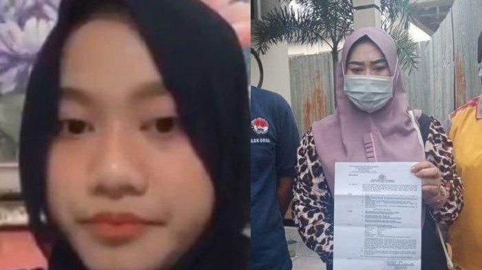 Agesti Ayu gadis 19 tahun yang penjarakan ibunya.