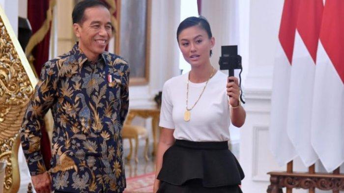 Obrolan Jokowi & Dirinya Soal Go Internasional, Agnez Mo Jawab Blak-blakan Soal Kenapa Pilih Amerika