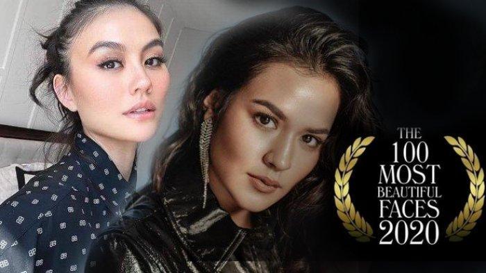 Agnez Mo, Raisa, dan sederet artis Indonesia masuk daftar nominasi 100 wanita tercantik dunia versi TC Candler.