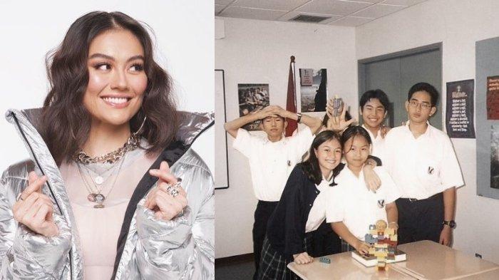 Agnez Mo Pamer Foto Lawasnya saat Masih SMP, Paras Sang Penyanyi Tuai Pujian Cantik Sejak Dini