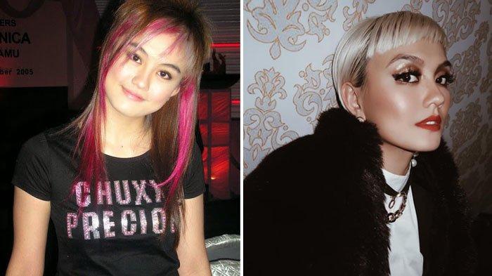 Kerap Jadi Trendsetter, Inilah Transformasi Gaya Rambut Agnez Mo, dari Harajuku Hingga Pixie Cut!