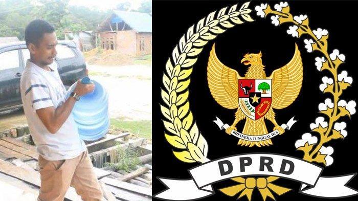 Awalnya Diremehkan, Pengantar Galon Air Lolos Jadi Anggota Dewan di Pemilu 2019, Kalahkan Ketua DPC