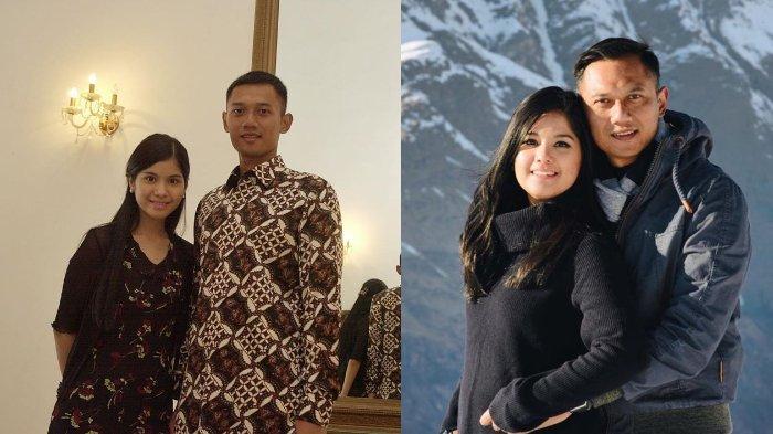 Unggah Potret Lawas Bareng Annisa Pohan di Istana Bogor, AHY Ceritakan 'Cermin Kaca Seribu'