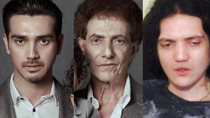 5 Fakta Ozzy Albar, Putra Ahmad Albar yang Positif Narkoba, Suka Pakai Pakaian Ini Saat Ngeband