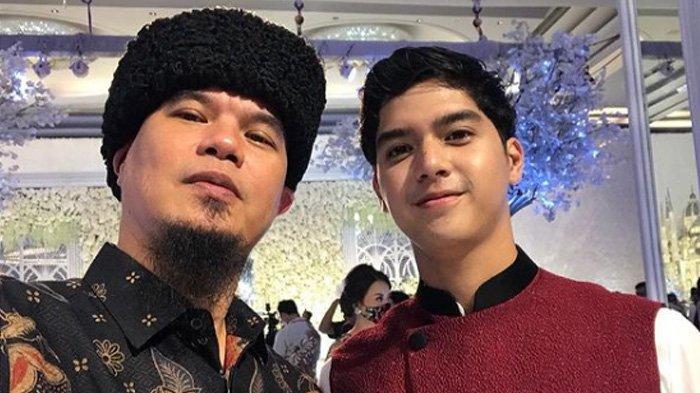 Al Ghazali Injak Usia 24 Tahun, Ucapan Manis Ahmad Dhani Curi Perhatian: Happy Milad Putra Mahkotaku