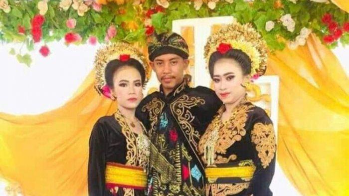 Ahmad Rizal siswa SMK yang viral nikahi 2 wanita sekaligus