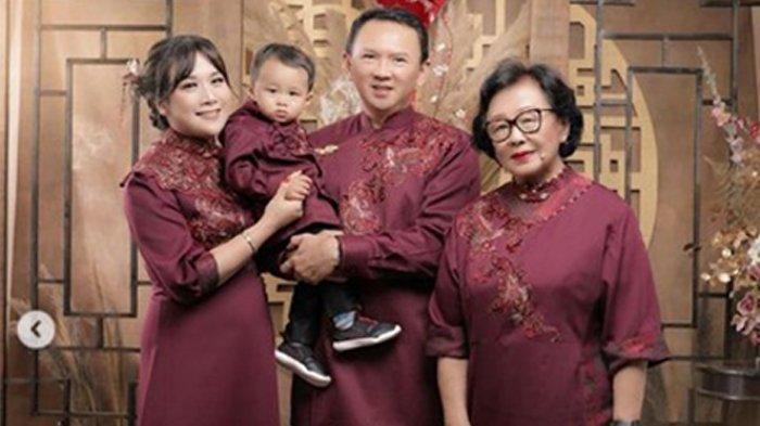 POPULER Berharap Kedamaian, Intip Momen Keluarga Ahok Rayakan Imlek, Bak Keluarga Kerajaan China