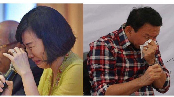 Pantas Ahok Mantap Bercerai, Ternyata Veronica Tan Pernah Beri 2 Pilihan Sulit: Ini Melanggar Pasal!