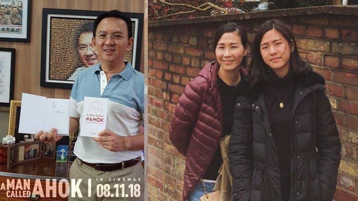 Putri Ahok Posting Foto Ibunya, Ekspresi Muka Veronica Tan Dibanjiri Pujian Karena Hal Ini