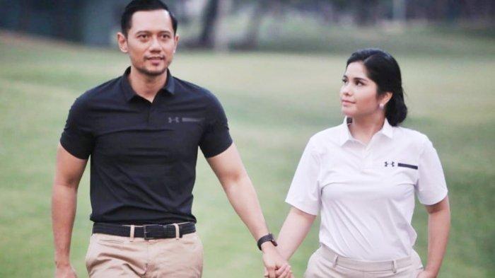 Annisa Pohan Ulang Tahun Ke-38, Agus Harimurti Yudhoyono Unggah Potret Jadul dan Beri Ucapan Manis
