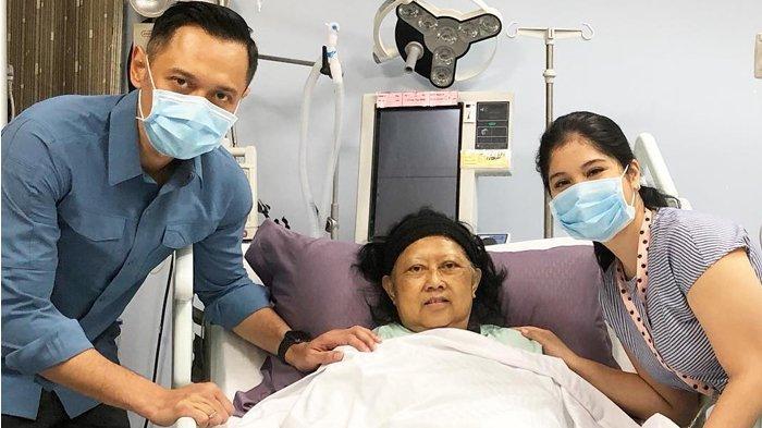 AHY, Ani Yudhoyono, dan Annisa Pohan