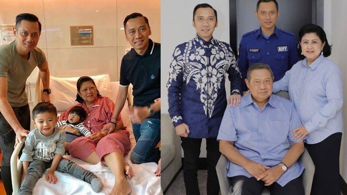 Hal yang Paling Buat AHY Terpukul Usai Ani Yudhoyono Divonis Kanker Darah, 'Kami Tidak Menyangka'