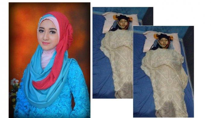 Foto-foto Aisyah Bahar, Gadis Cantik Lulusan Cumlaude Unhas, Meninggal Saat Tadarus & Puasa Sunah