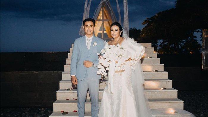 Ajun Perwira buktikan nikahi Jennifer Jill Supit bukan karena harta