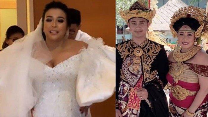 Ajun Perwira Menikah, Momen Ciuman Setelah Pemberkatan Jadi Tertawaan Tamu Undangan