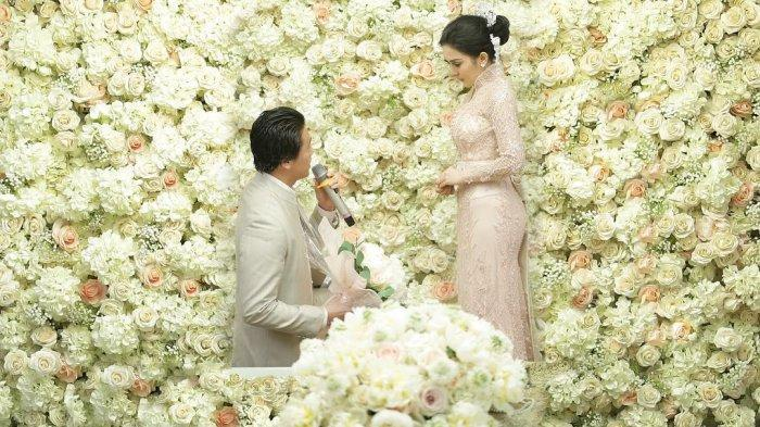 2 Minggu Menikah, Syahrini Blak-blakan Beberkan Perubahan Sang Suami, Sebut Reino Suami Samurai
