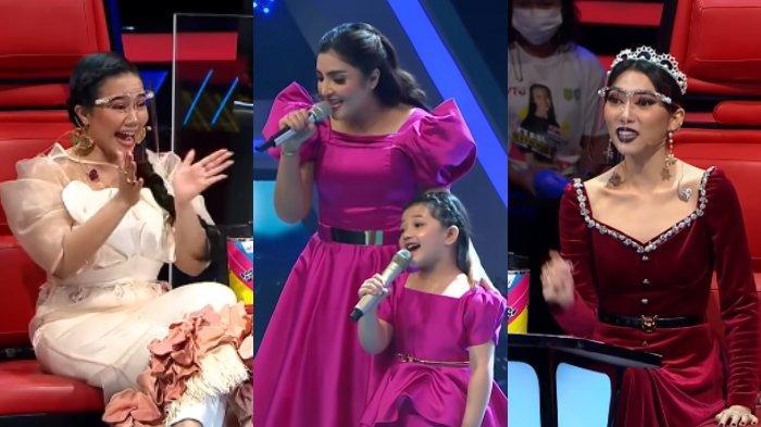 Aksi Arsy bawakan lagu Snowman dipuji Yura Yunita hingga Isyana Saravati