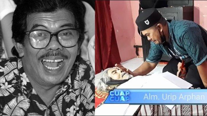 Seniman Betawi Urip Arphan meninggal dunia